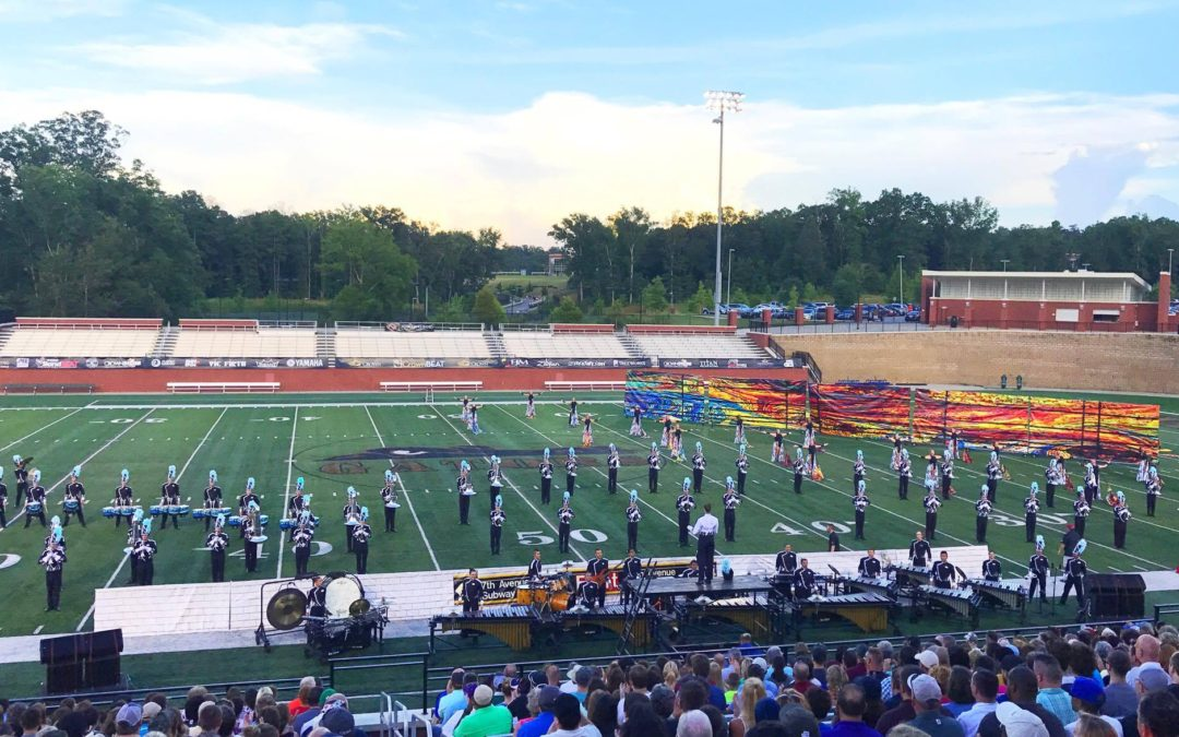 Jersey Surf Drum and Bugle Corps