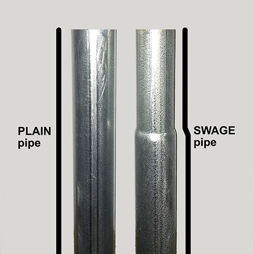 pipe props