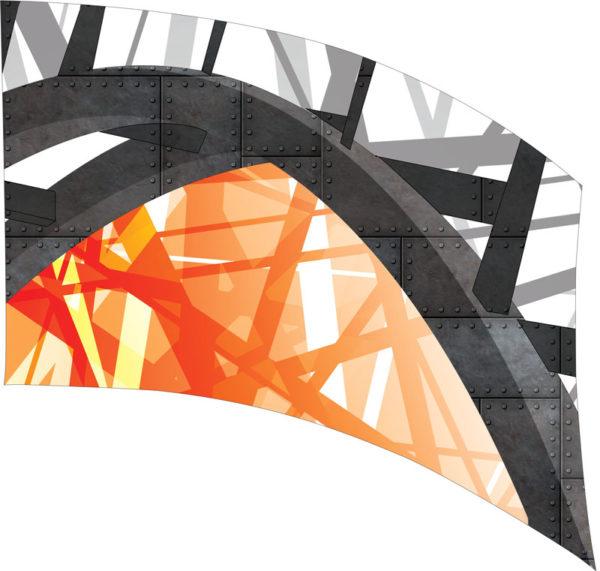 orange grey technology fire