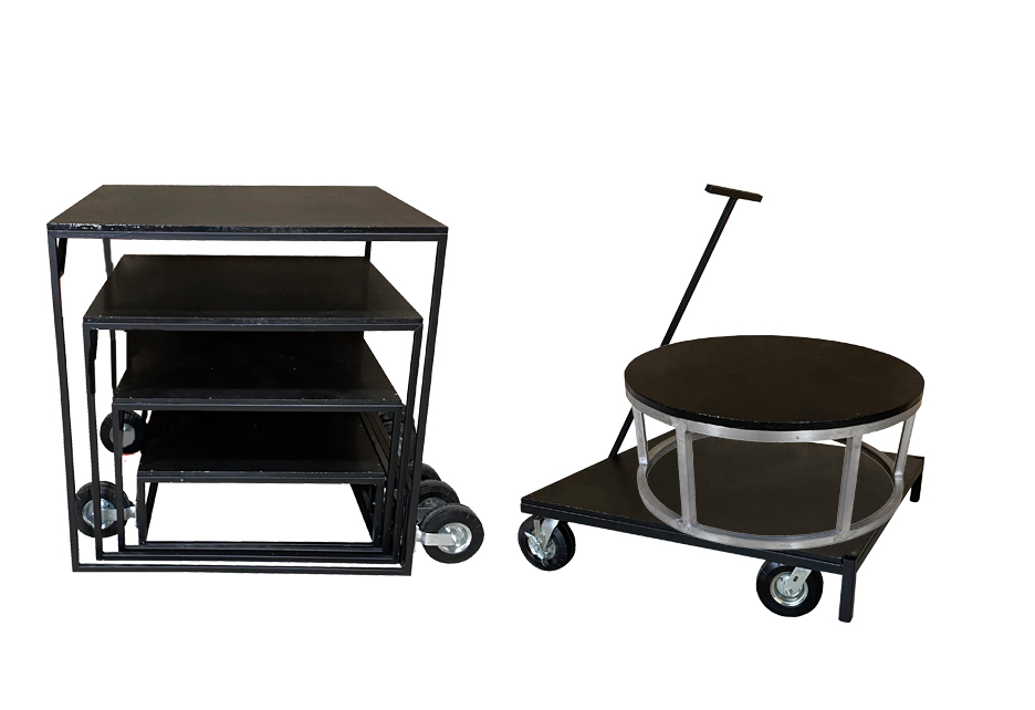 Am Designs Cart Platform